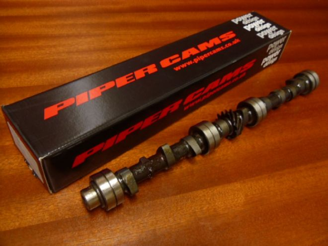 Camshaft Piper 300 Rally Blank